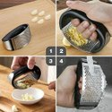 Garlic Press Kitchen Tool