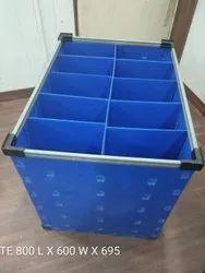 Reusable Polypropylene Boxes