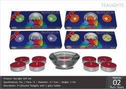 Tea Light Gift Set