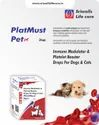 Platmust Pet 30 ml Drop For Increasing Platelets in Dogs And Cats