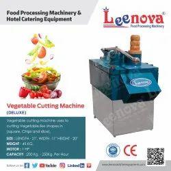 Leenova Vegetable Cutting Machine Deluxe