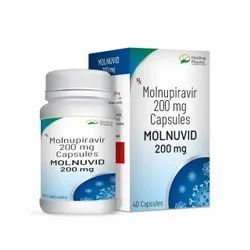 Molnupiravir 200mg capsules