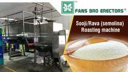Sooji Rava Roasting Machine