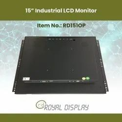 15 inch Industrial LCD Monitors