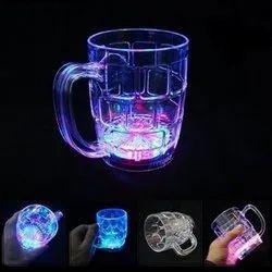 LED Light rainbow  Mug