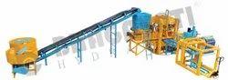 Model M1 Fully Automatic Vibro Compact Blocks & Bricks Making Plant