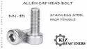 SS Socket Head Cap Screw