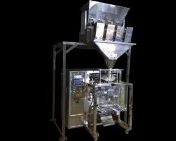 Dry Fruits Pouch Packing Machine