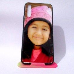 Plastic Mobile Photo Glass Case