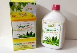 Herbal Aloevera Fiber Juice