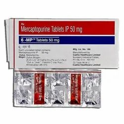 Mercapturine Tablets 50 Mg