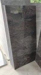 Polished Black Paradiso Granite Tile, For Flooring