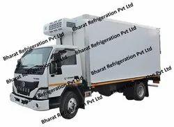 Vending Refrigerated Trucks