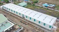 Cold Storage Industrial Sheds