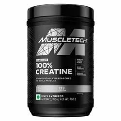 Muscletech Platinum Creatine, 400g, Treatment: Muscle Recovery