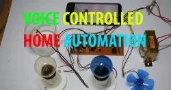 Voice Controlled Home Automation System Project