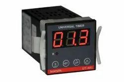 Universal Timer-Single Display