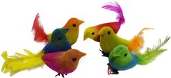 Craft Artificial Bird With Magnet