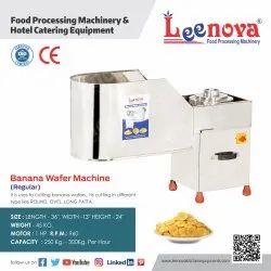 Leenova Banana Chips Making Machine
