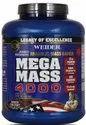 Mega Mass 4000, 8.6 Lbs