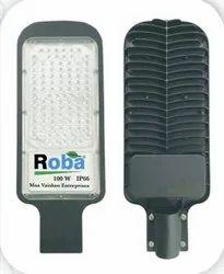 100 W Pure White LED Street Light