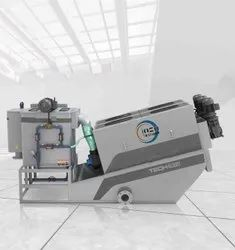 Inch Techase301 Sludge Dewatering Screw Press