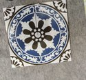 Moroccan Tile Floor Bathroom