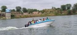 FRP Speed Boat 12 seater Boat (Only Boat)