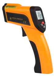 1650 Degree Non-Contact Digital IR Infrared Thermometer Temperature -50 To 1650 Degree C, IR-1650
