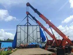 F 15 Farana Mobile Cranes Rental, Lifting Capacity: 20 Tons