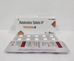 Betahistine 8mg Tablet