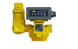 Stainless Steel PD Flow Meter, For Industries