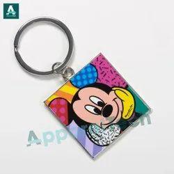 Customized Promotional Keychain