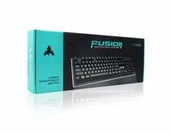 Black ProDot F32 Fusion Smart Mechanical Keyboard