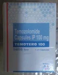 Temotero100 Mg Capsules