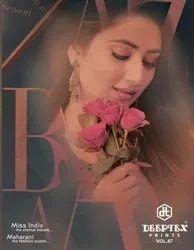 Pure Cotton Deeptex Miss India vol 67
