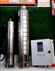 10 HP Solar Submersible Pump