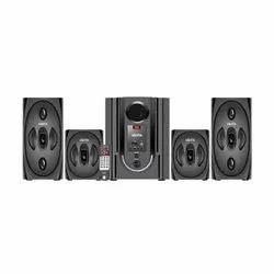 Elista Elite AUBF 73 Watt 4.1 Channel Wireless Bluetooth Multimedia Speaker (Black)