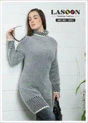 women wollen tunic 3037