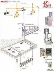 Mild Steel Galvanized Cradle System