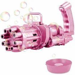 Gatling Bubble Gun For Kids