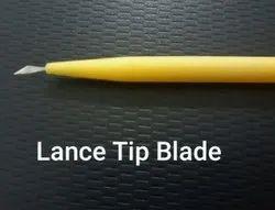 Lance Tip Knives