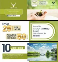 Invest 25 Lakhs/Acer With Immediate Registration  After 2 Years - 50 Lakhs