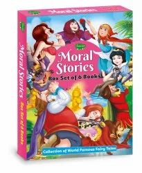 Moral Stories Box Set Collection of World Famous Fairy Tales