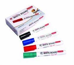 Soni officemate Multicolor White Board Marker, Size: Standard