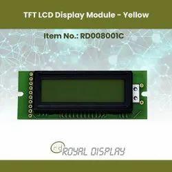 TFT LCD Display Module RD008001C