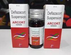 Deflazacort 6mg Syrup 30ml