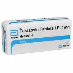Terazosin Tablets IP 1Mg/2Mg