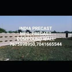 Compound Wall Manufacturer In Aligarh