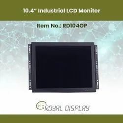 10.4 inch Industrial LCD Monitors (RD104OP)